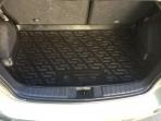 Резиновый коврик в багажник для Geely MK-II Hatchback