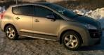 Дефлекторы окон для Peugeot 3008 2010-
