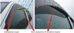 Дефлекторы окон для Peugeot 408 Sedan 2012- Cobra