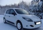 Дефлекторы окон для Renault Scenic III 2009-
