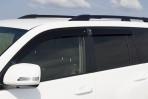 Дефлекторы окон для Lexus GX 460 2009- (евростандарт)