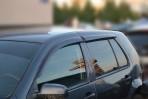 Дефлекторы окон для Volkswagen Golf 4 1998-2005 (5 дверей)