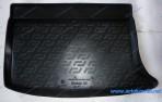 Резиновый коврик в багажник Hyundai i30 Hatchback 2007-2012