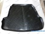 Резиновый коврик в багажник Hyundai Sonata YF 2010-
