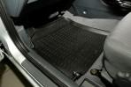 Коврики в салон для Nissan Almera Classic 2006- черные