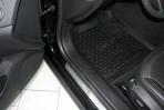 Коврики в салон для Opel Insignia 2008- черные