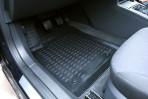 Коврики в салон для Opel Vectra C Universal 2002- черные