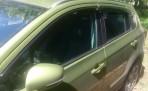 Дефлекторы окон для Suzuki SX4 2013-