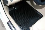 Коврики в салон для Toyota Camry 50 2011- черные