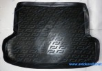 Резиновый коврик в багажник Kia Rio Sedan 2009-2011