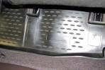 Коврики в салон для Toyota iQ 2008- черные