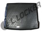 Резиновый коврик в багажник Audi Q3 2011-