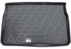 Резиновый коврик в багажник для Peugeot 208 2013-