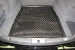Коврик в багажник автомобиля BMW 7 (F01) 2009- полиуретановый черный