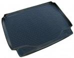 Коврик в багажник автомобиля Chevrolet Tracker 2013- полиуретановый черный