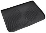 Коврик в багажник автомобиля Citroen C4 Picasso 2007- (confort) полиуретановый черный