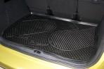 Купить коврик в багажник автомобиля Ситроен С4 Пикассо 2007- (co