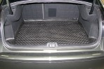 Коврик в багажник автомобиля Citroen C5 2011- полиуретановый черный