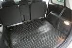 Коврик в багажник автомобиля Mazda 5 2010- (удлиненный) полиурет
