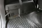 Коврик в багажник автомобиля Мазда 5 2010- (удлиненный) Новлайн