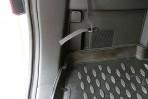 Коврик в багажник для Mazda 5 2010- (удлиненный) полиуретановый