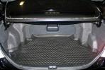 Коврик в багажник автомобиля Toyota Camry 40 2006-2011 (3,5 л.) полиуретановый черный