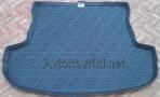 Резиновый коврик в багажник Mitsubishi Outlander 2012-