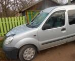 Дефлекторы окон для Renault Kangoo 1998-2008