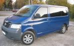 Дефлекторы окон для Volkswagen Transporter T5 2003-