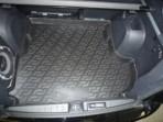 Коврик в багажник для Mitsubishi Outlander XL 2007-2012 с сабвуфером