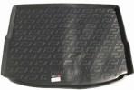 Резиновый коврик в багажник Subaru XV 2012-