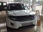 Дефлектор капота для Land Rover Range Rover Evoque 2011-