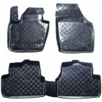 Полиуретановые коврики в салон Audi Q3 2011-
