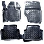 Полиуретановые коврики в салон Audi Q7 2005-
