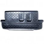 Полиуретановые коврики в салон Chevrolet Orlando 2011- (3 ряд)