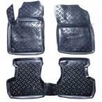 Полиуретановые коврики в салон Citroen C3 2010-