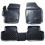 Полиуретановые коврики в салон Daewoo Matiz 1998-