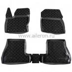 Aileron Полиуретановые коврики в салон Ford Focus III 2011-