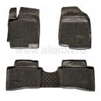 Полиуретановые коврики в салон Hyundai Accent (RB) 2010- (Soft)
