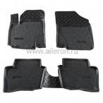 Полиуретановые коврики в салон Hyundai i20 2008- (Soft)