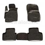 Aileron Полиуретановые коврики в салон Mitsubishi ASX 2011- (Soft)