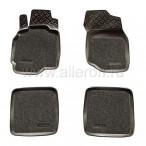 Полиуретановые коврики в салон Mitsubishi Lancer 2003-2007 (Soft)