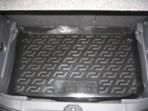 Резиновый коврик в багажник для Opel Corsa 2006-