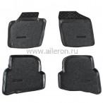 Aileron Полиуретановые коврики в салон Volkswagen Polo Sedan 2010- (Soft)
