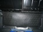 Резиновый коврик в багажник для Peugeot 107 2005-