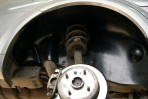 Подкрылок Chevrolet Lacetti HB/SD 2004- задний правый