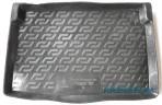 Резиновый коврик в багажник для Peugeot 207 2006-2012