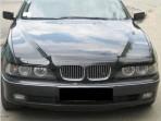 Дефлектор капота для BMW 5 (E39) 1996-2003