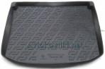 Резиновый коврик в багажник для Peugeot 308 Hatchback 2008-