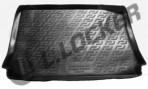 Резиновый коврик в багажник Peugeot Partner Origin 2002-2008
